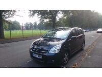 TOYOTA COROLLA VERSO DIESEL 7 SAVEN SEATER