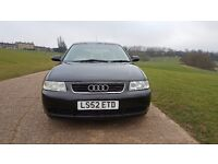 2002 Audi A3 1.9tdi SE Diesel 5 Door Manual