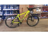 Voodoo bizango 29 mountain bike for sale, in good condition, 2017 model