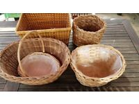 5 different types of basket