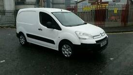 2012 Citreon Berlingo 1.6 hdi 3 seater van excellent runner side soor