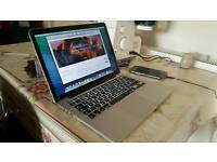 APPLE MACBOOK PRO RETINA i5 8GB 128SSD VERY GOOD CONDITION CAN DELIVER
