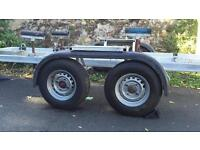 Boat Trailer, heavy duty