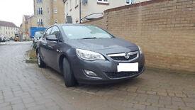 Vauxhall Astra 1.6 i VVT 16v Exclusiv 5dr Automatic