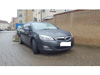 Vauxhall Astra 1.6 i VVT 16v Exclusiv 5dr Automatic