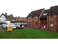 One bedroomed first floor flat in Newport for a single person or couple over 50
