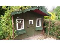 CHILD'S PLAYHOUSE ** STILL AVAILABLE - IDEAL PROJECT FOR BANK HOLIDAY WEEKEND! **