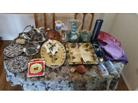 Selection of household items