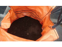 Free good quality top soil Crookes