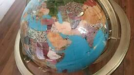 Solid Marble globe