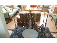 Peavey International series 2 drum kit