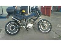 ***For sale *** Derbi Sender City Cross 125cc