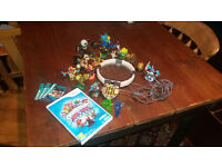 Skylanders trap team bundle for Wii