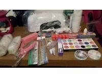 Acrylic and gel nail kit