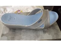 Lady's Crocs Size 6 (W10 on bottom of shoe):