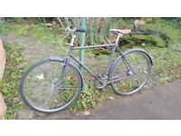 Bicycle Hercules amazing condition patina vintage