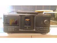 Mega CD player