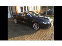 Audi A3 Cabriolet HEATED SEATS, SAT NAV, Mot and serviced in December 2017. Low tax