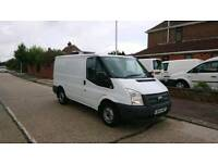 2012 ford transit swb 2.2 fwd 6speed