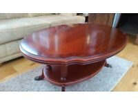 A nice coffee table, has a few marks but still nice. Bargin 20 pounds.