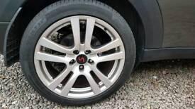 """18"""" alloys 5x120 Mini Countryman or BMW 1 series."""