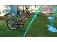 Spokey Joe add-a-bike-trailer