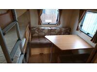 6 Berth Family Caravan-Bailey Ranger GT60 2009