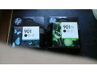 HP 901 Printer Cartridges For Sale