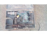 Bosch gbh 7 sds max rotary hammer drill