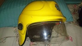 Genuine fire fighters helmet