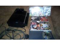 Ps3. With 7 Games & a Control Pad. Excellent Condition...