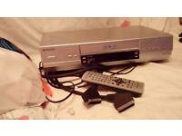 Panasonic Super Drive Hi-Fi Nicam VHS Video