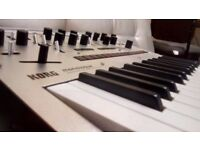 Almost New Korg Monologue (Silver)