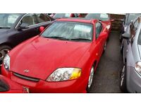 CAR FINANCE SPECIALISTS Hyundai COUPE