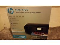Brand new HP all in one printer with ink in box * box not open