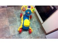 Vtech Grow and Go Ride on/Rocker