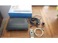 Akura Digital TV Recorder with built-in Freeview. 250GB