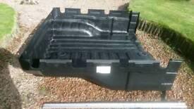 Navara rear bed liner