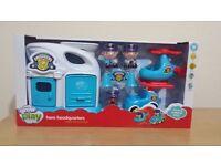 Brand New toy -- Grow & Play Hero Head Quarters