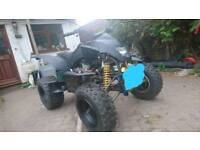 Quadzilla 300 l road reg