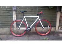 Muddyfox fixie bike Frame 54