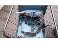 BOSCH SDS POWER DRILL ( Mains Power) GBH2000 Proffesional