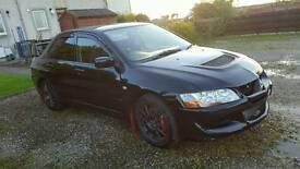 Mitsubishi evo8