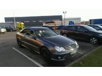 Mercedes Benz CLK200 Sport
