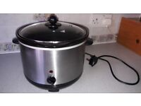 George Home 3L Slow Cooker