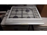 **NEW WORLD**4 RING **GAS HOB / SPLASHBACK**ONLY £30**MORE AVAILABLE**COLLECTION\DELIVERY**NO OFFERS