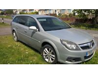 Vauxhall Vectra Estate 2.2i Direct - Spares or Repairs MOT till Oct 2018