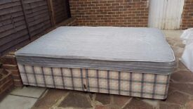 Excellent double bed at great price