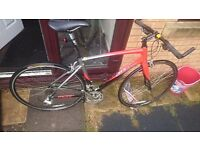 Giant FCR like new with carbon forks not cube specialized trek cannondale