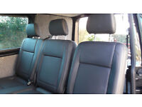 VW T5 Kombi rear seats and floor for sale